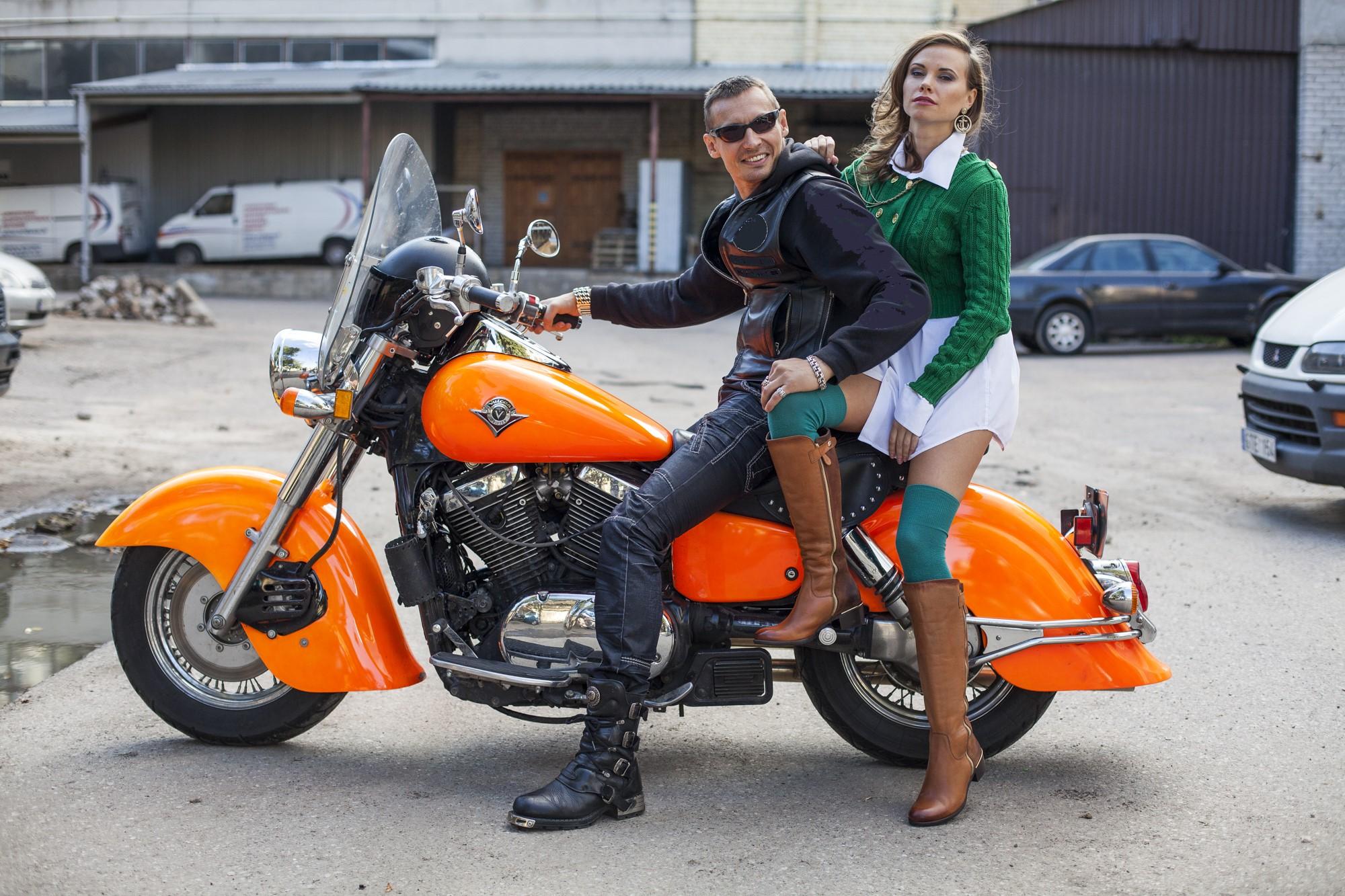 Motociklo nuoma vilniuje